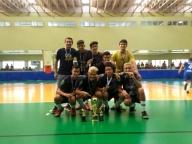 Equipe Sub-15 masculina de futsal do Colégio Cor Jesu é campeã da Copa União de Futsal 2019