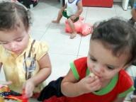 Visita a Creche Alecrim - 2017