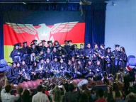 Formatura do Ensino Médio 2018