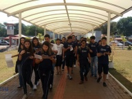 Estudantes do Ensino Médio participam de Circuito Acadêmico - IESB Aberto