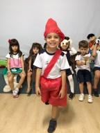 NO DIA DO FOLCLORE BRASILEIRO, INFANTIL III E IV REPRESENTAM LENDAS