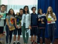 Manhã de premiação para os vídeos produzidos pelo 8° ano - Projeto Shakespeare vive nas escolas