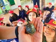 6º Anos faz saída Pedagógica para o Sítio Pinheiros