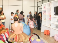 Inauguração e visitação dos espaços do Integral