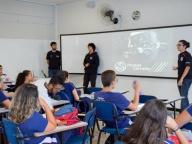 Faculdade de Tecnologia Departamento de Engenharia Mecânica promove palestra para os estudantes da 3ª série do Ensino Mé