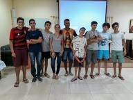 1° dia do EASC - Palmas/TO