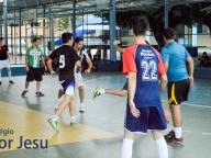 Amistoso de Futsal entre professores e alunos (20/03/2015)