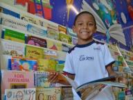 LEITORES DO ANO: ALUNOS DA EDUCAÇÃO INFANTIL SÃO ESCOLHIDOS OS DESTAQUES DO ANO, NO PROJETO PEQUENOS LEITORES