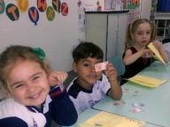 Sistema monetário para pequenos consumidores (Educação Infantil IV A)