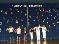Show de Talentos dos estudantes do Segmento I - 2014