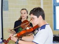 Aulas de Música - Pré Médio