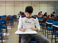 Primeira etapa do simulado de preparação para as provas do Exame Nacional do Ensino Médio (Enem)