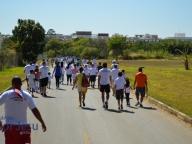 VII Caminhada do dia dos Pais