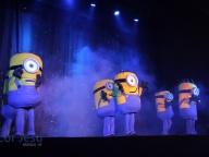 Saída pedagógica: Teatro - Meu malvado preferido