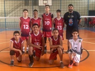 ATLETAS DO COR JESU SE CLASSIFICAM PARA AS QUARTAS E PARA AS SEMIFINAIS DA COPA DE VOLEIBOL DF