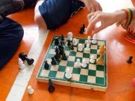 Jogo de Xadrez nas aulas de Educação Física