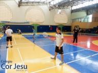 BADMINTON - Nova prática esportiva em evidência no Colégio