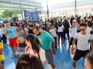 DIA NACIONAL DOS ESTUDANTES: ALUNOS PARTICIPAM DE INTERVALO RECREATIVO