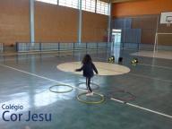 Vivenciado a Educação Física - Infantil III