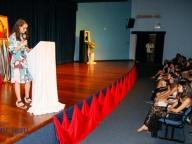 Cerimônia de conclusão do Ensino Fundamental II 2016 (Cerimônia)