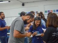 DURANTE O 3° DIA DA SEMANA PEDAGÓGICA, PROFESSORES PARTICIPAM DE PALESTRAS DE CAPACITAÇÃO