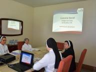 Visita técnica da Sagrado - Rede de Educação