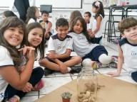 Construção de terrários - 2º Ano (Ensino Fundamental I) -