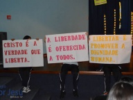 Abertura da Campanha da Fraternidade 2014 - Seg. II e III