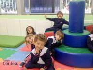 A importância da psicomotricidade (Infantil II B)