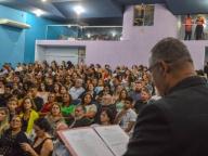 RUMO À UNIVERSIDADE: 3ª SÉRIE DO ENSINO MÉDIO SE DESPEDE DO COR JESU