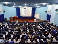 Aulão do Médio  e 9º Anos - 17/03/2015