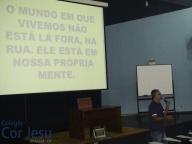 """Palestra """"Influência dos Processos Mentais dos Pais na vida dos Filhos"""" - 13/08"""