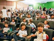 Projeto Escola - Visita ao Teatro / 2016
