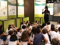Saída pedagógica: Museu de valores