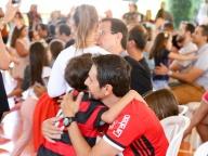 PAIS SÃO HOMENAGEADOS PELO COLÉGIO COR JESU 2019