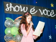 Show de Talentos – Fundamental I