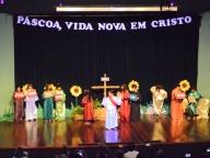 Hora Cívica do 3º ano - Tema Páscoa
