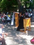 Missa em preparação à beatificação