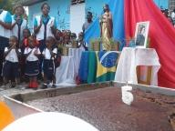 Show de talentos - 5 anos Sagrado no Haiti