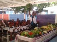 Festa dos legumes - Kinder