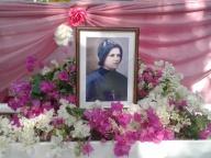 Na companhia da Mãe, Madre Clélia!