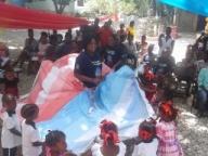 Festa das Nações - encerrando ano escolar Kinder