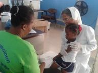 Dia da Saúde e vacinação na escola