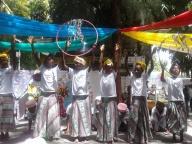 Festa das Nações - Encerrando ano escolar - Fundamental