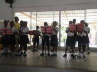 Musiciando... (apresentação cultural)