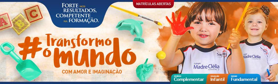 Matrículas Abertas 2017 - Infantil