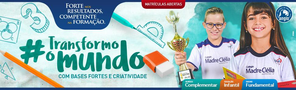 Matrículas Abertas 2017 - Fund.I