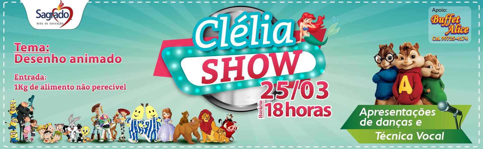 Clélia Show 2017