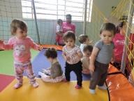 Dia das crianças Bérçários