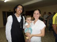 Acolhida aos novos pais